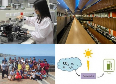 PhD degree in Chemical Engineering at UNSW