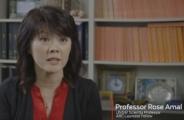 Scientia Prof Rose Amal in CREATE