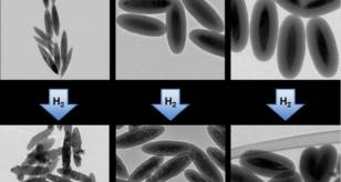 Development of magnetic or porous nanomaterials for bioimaging