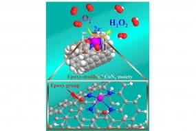Direct insights into the role of epoxy groups on cobalt sites for acidic H2O2 production
