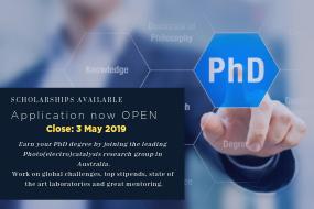 UNSW Postgraduate Research Scholarship 2019
