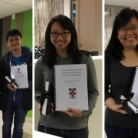 PhD submission for 4 Partcat students